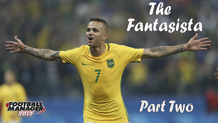 The Fantasista: Luan in the Sky with Diamonds – PartTwo