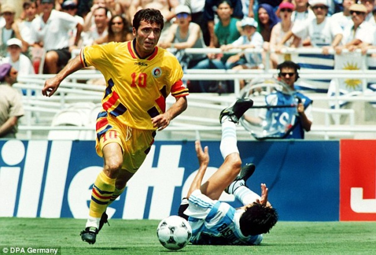 Gheorghe Hagi and FC Viitorul: Defining Romania's past and building its future